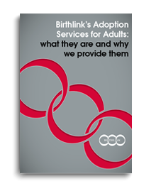 Birthlink Adoption Services for Adults