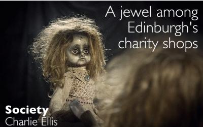 A jewel among Edinburgh's charity shops